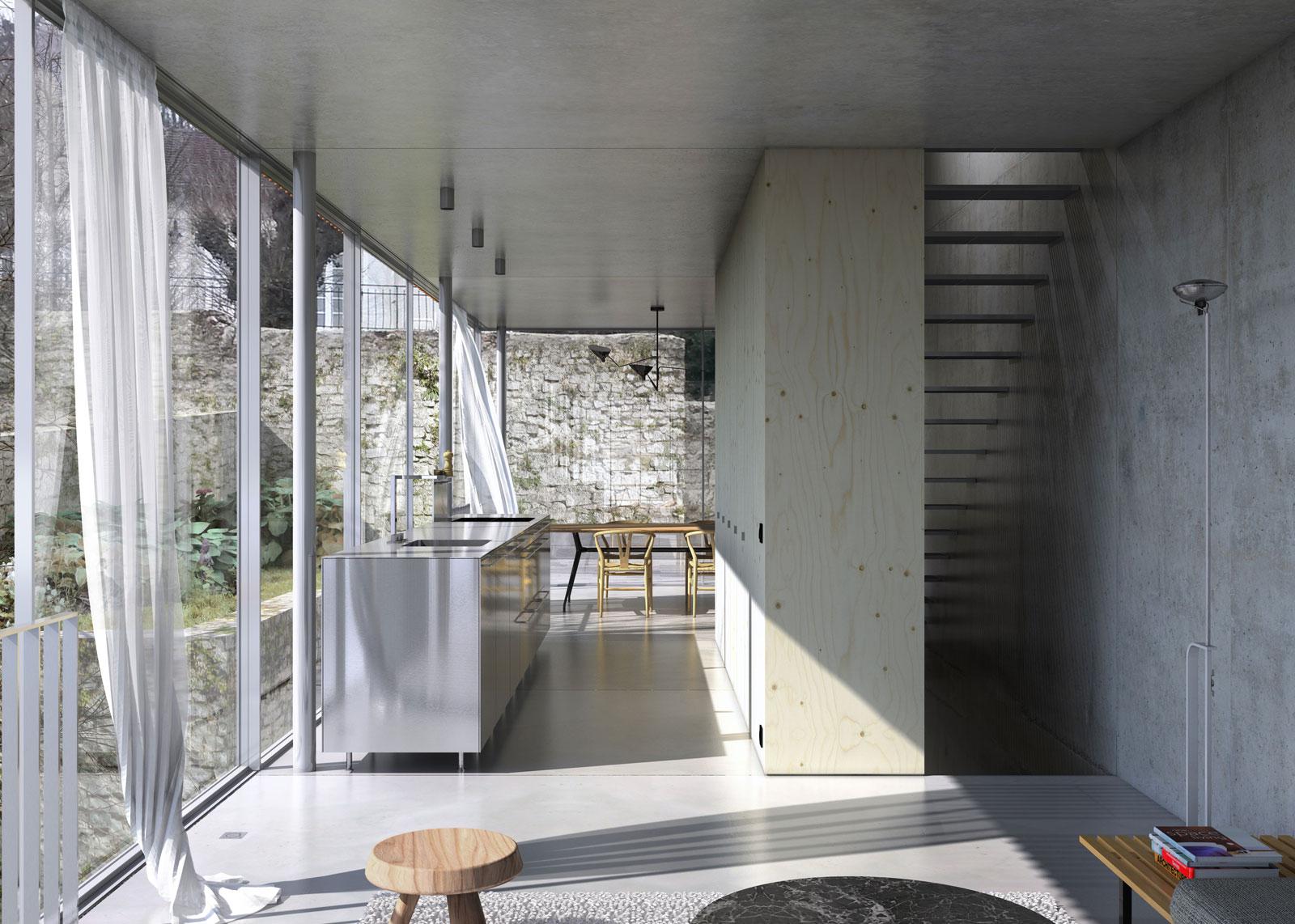 maison G - heros architecture maison G Cheuvreuse