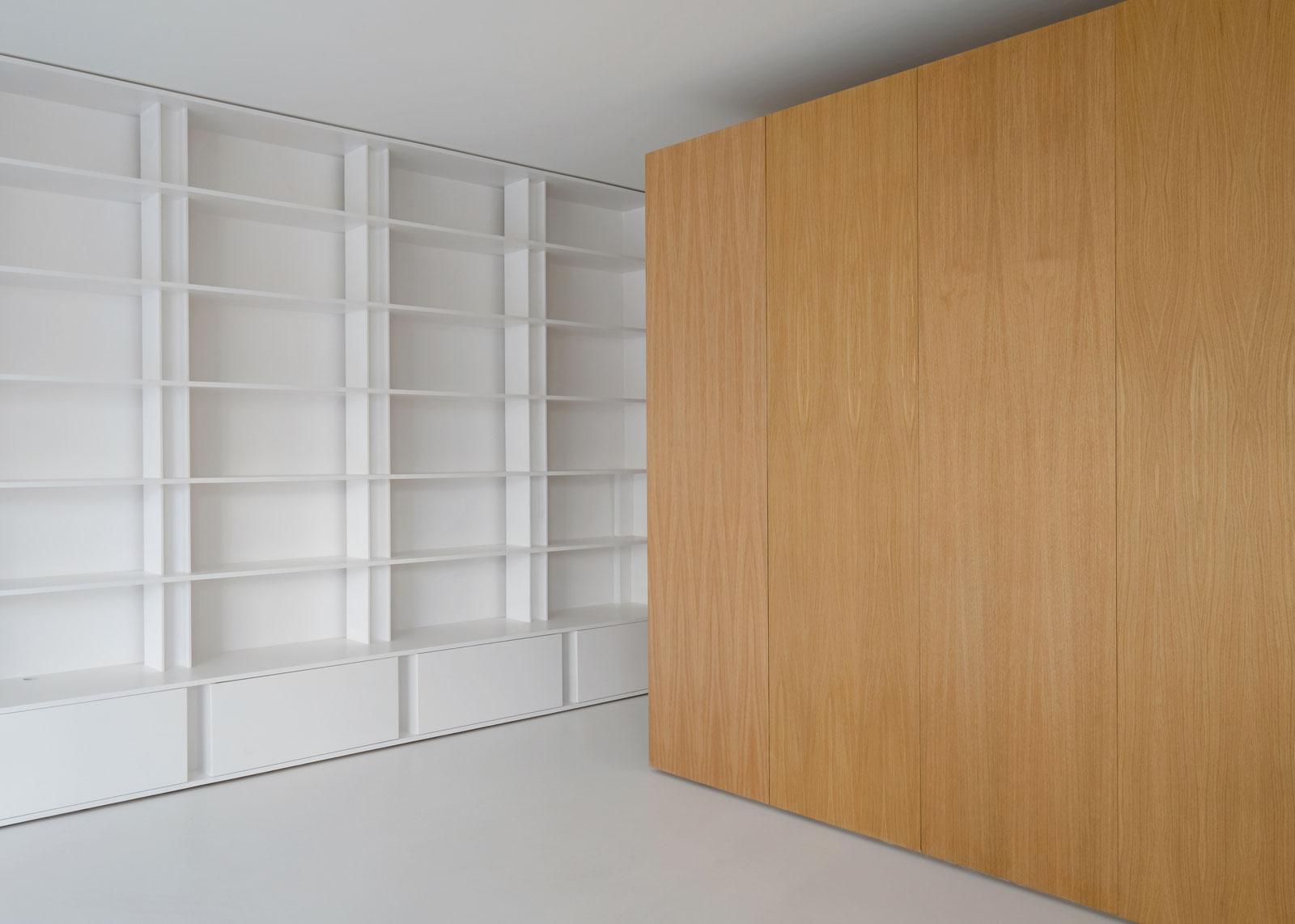 appartement S - heros architecture appartement S meuble bois