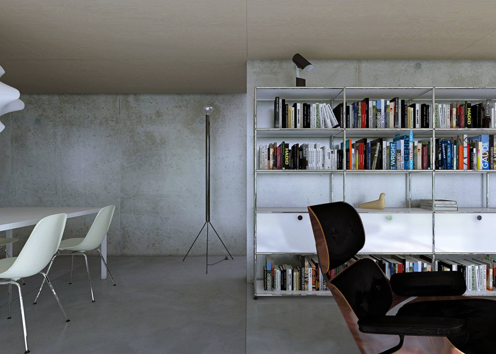 maison A - heros architecture maison Paris