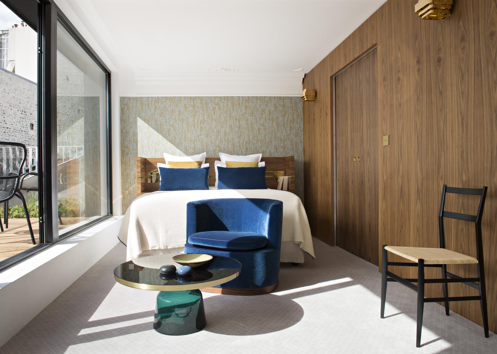 hôtel Parister
