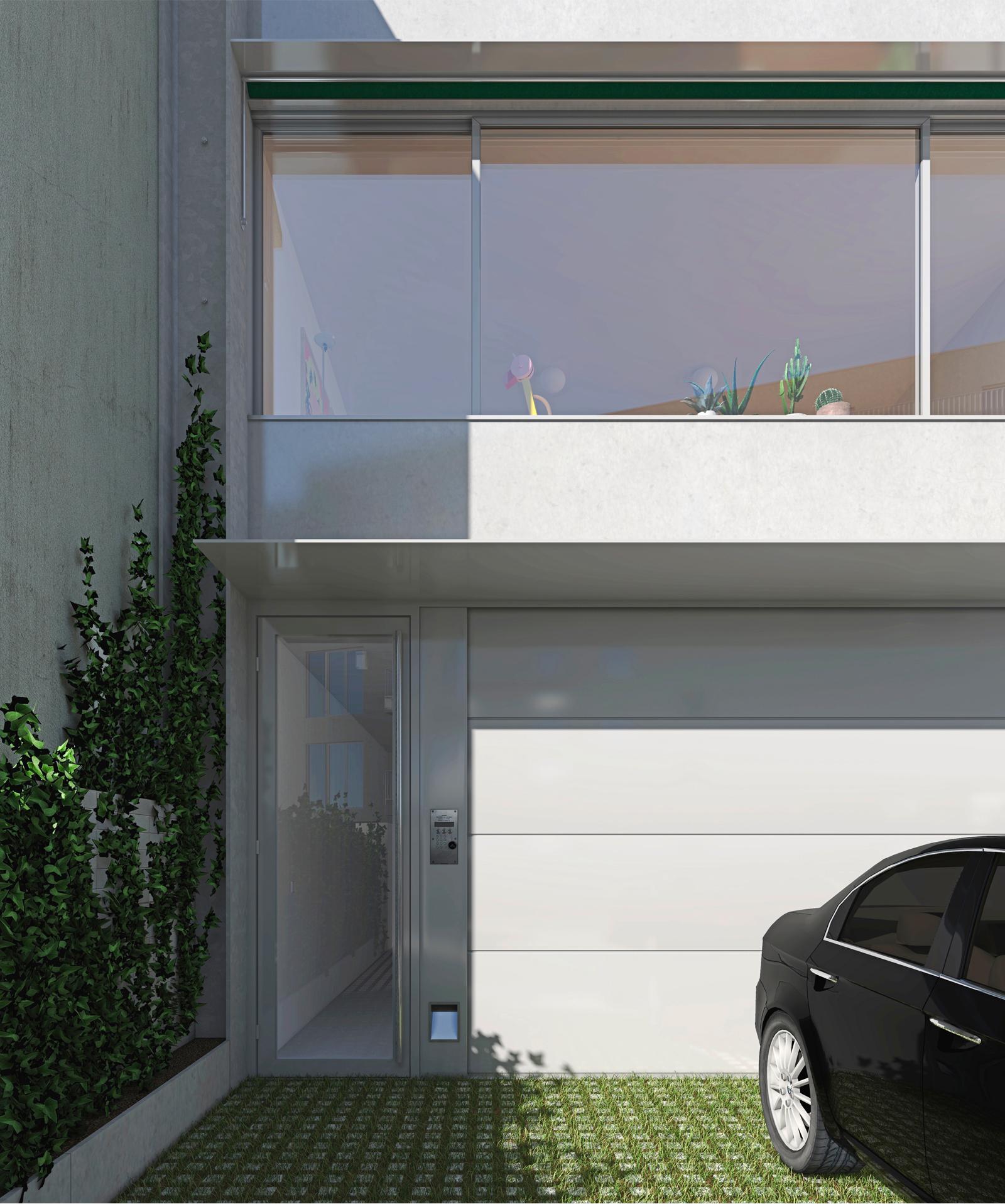 4 logements + atelier