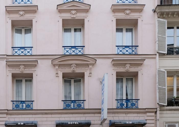 hôtel Marclau
