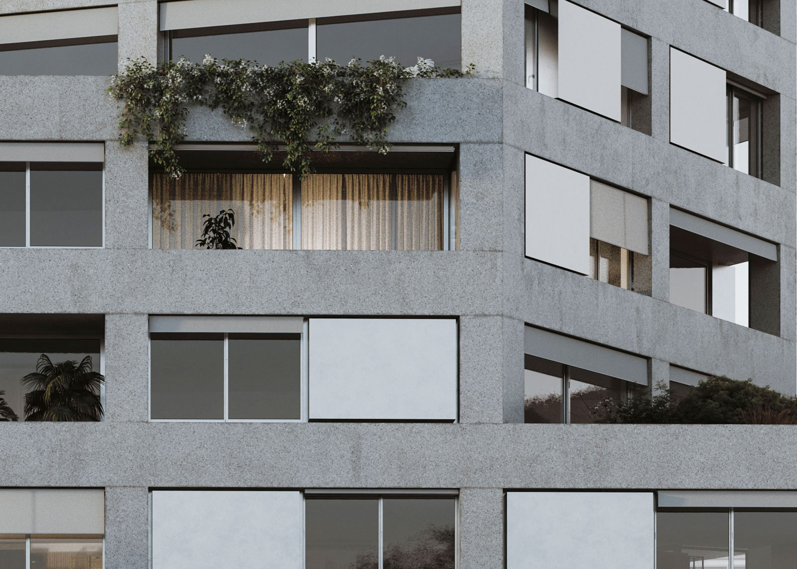 Campus Grand Parc - heros architecture logements collectifs villejuif architecte parisien paris immeuble d'habitations campus grand parc