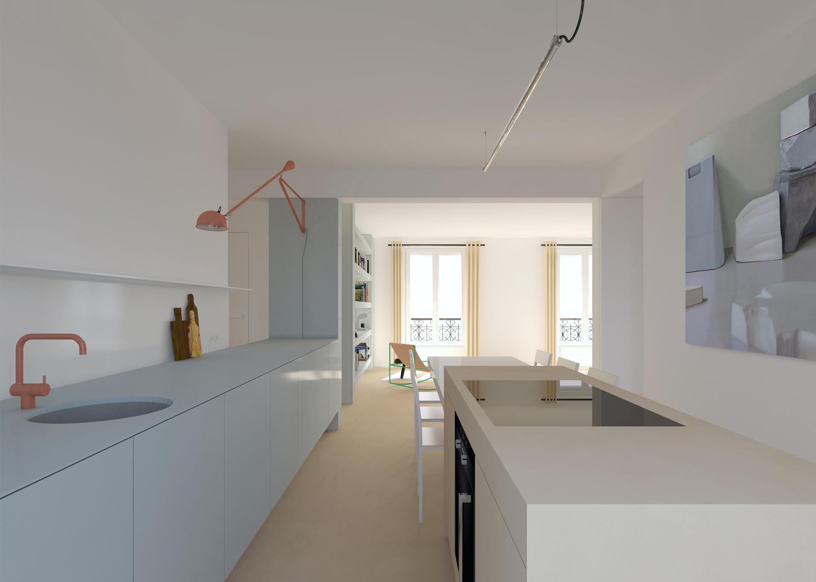 appartement W
